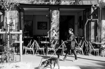 Paris - Rue de la Butte aux Cailles