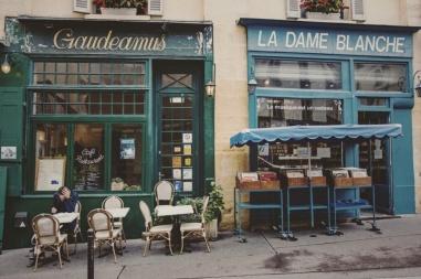 Rue de la Montagne Sainte Geneviève